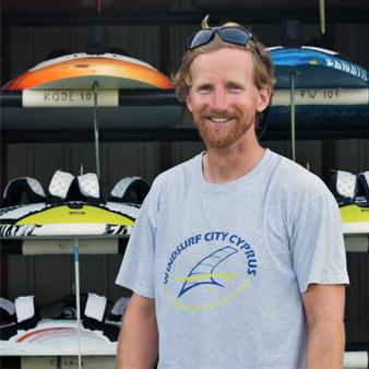windsurf-instructor-cyprus
