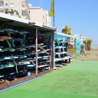 windsurfing-school-cyprus