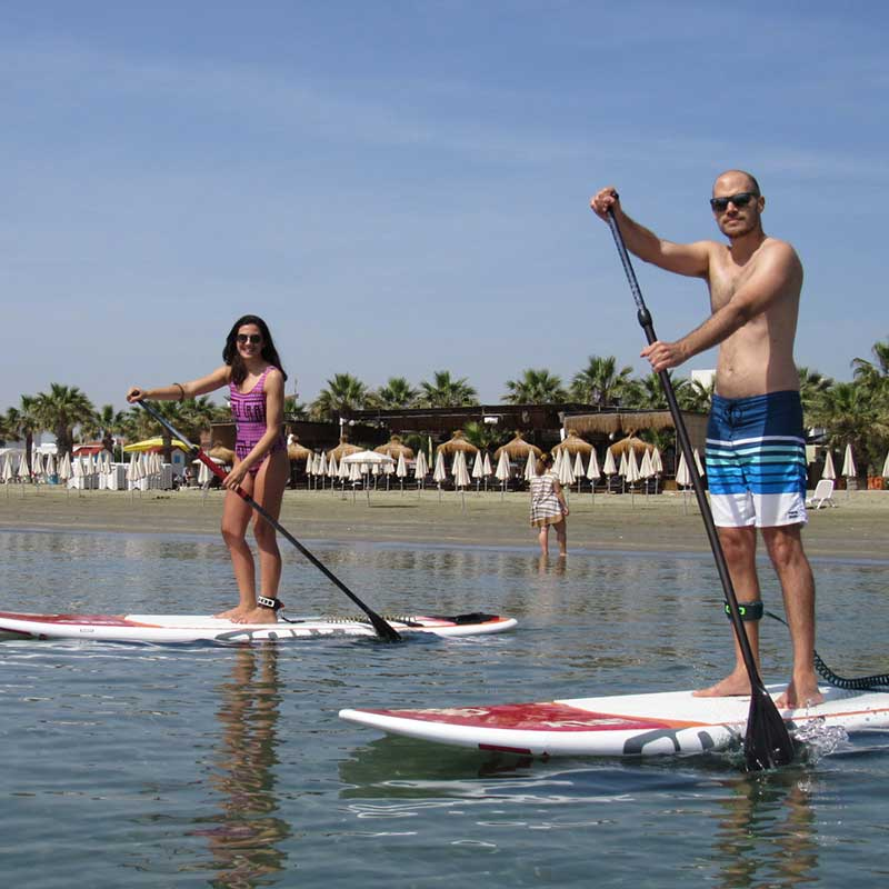 Stand up paddle rental Cyprus