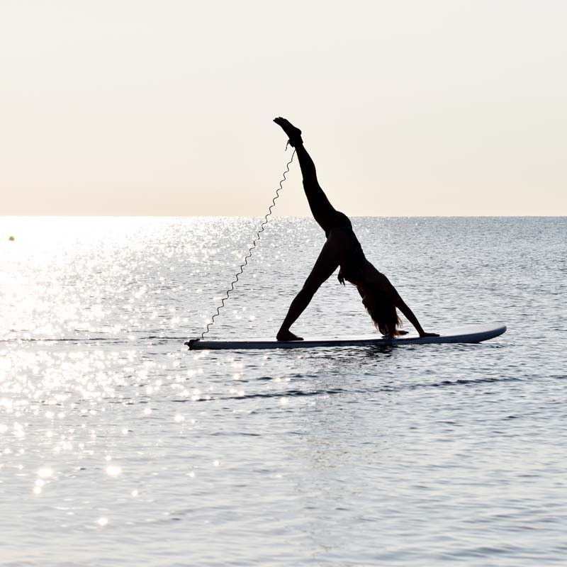 SUP Yoga Cyprus Larnaca