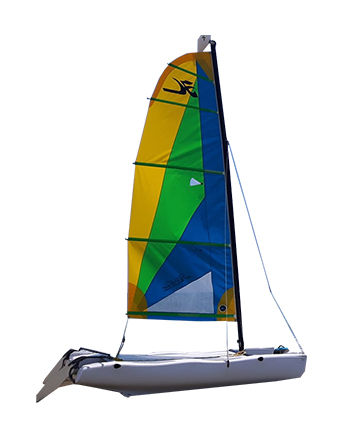 Hobie Cat Wave 13'