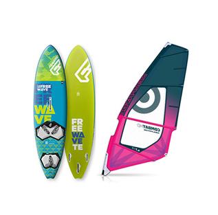 Windsurfing Advanced Equipment